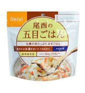 Alpha Rice – Mixed Vegetable 100g