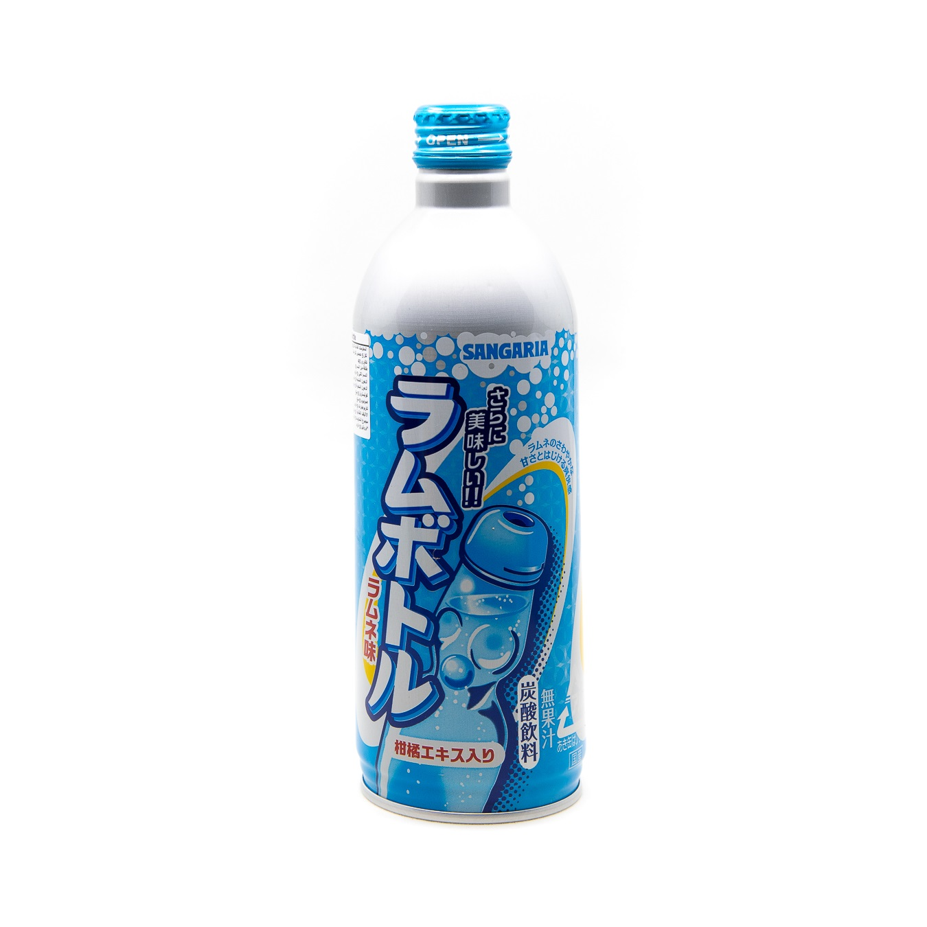 Ramune Can Bottle
