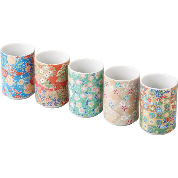 Kyoto Yuzen Cups