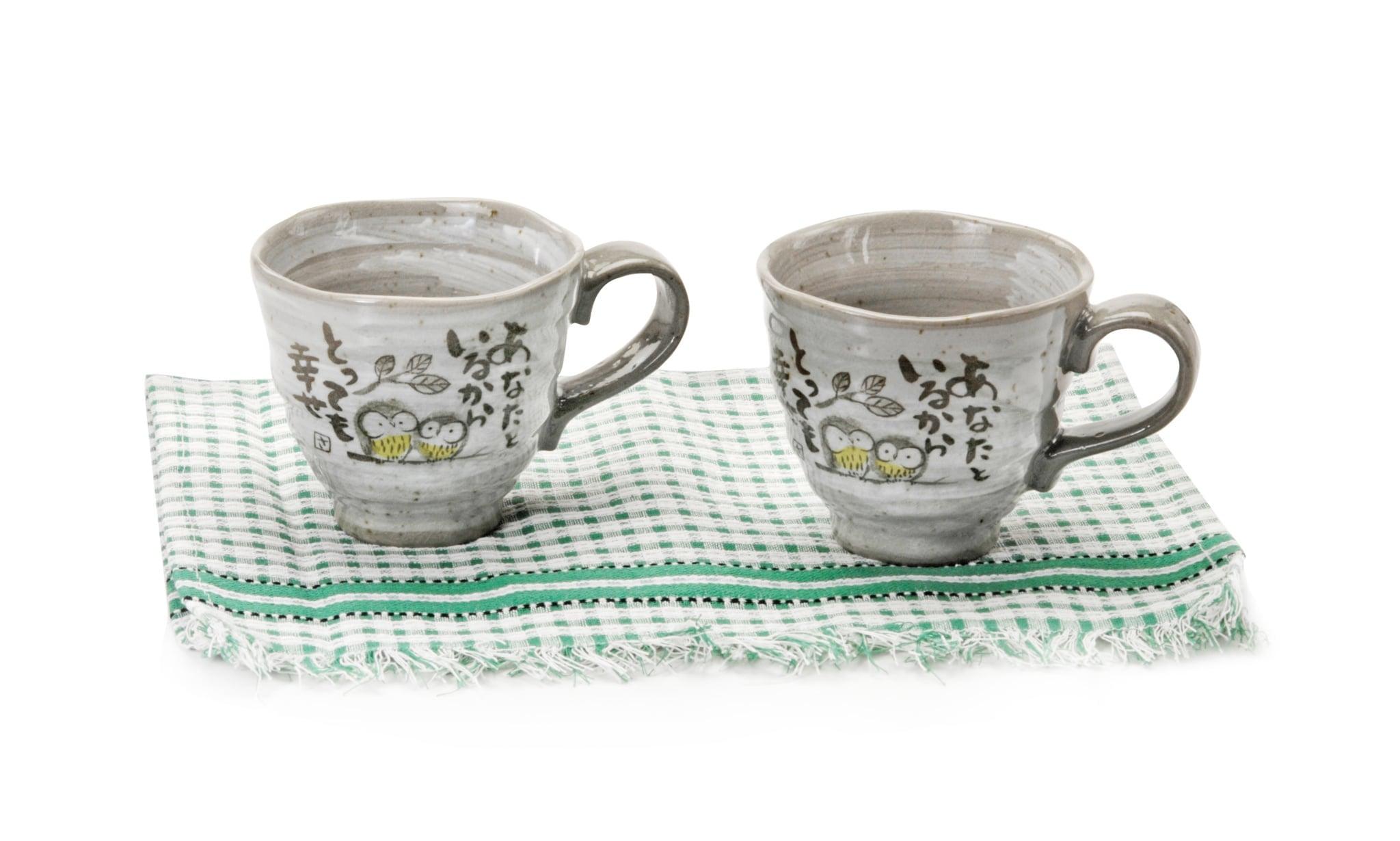 Fukukuto Pair Mugs