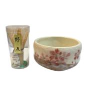طقم كوب شاي ماتشا شينو ساكورا