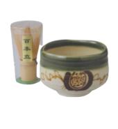 Matcha Tea Cup Set Oribe