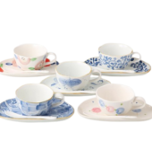 Gosai Tea Cup Set with Spoon